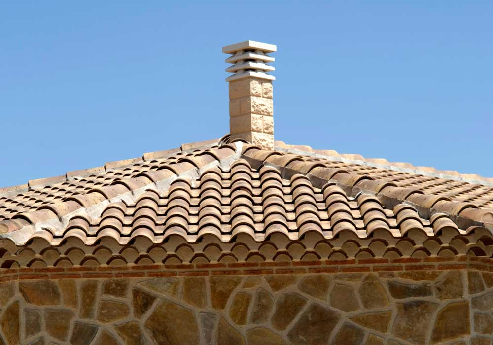 Klinker k2 spanish tiles for Spanish style roof tiles